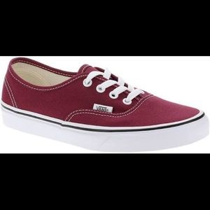 New Without Tags Vans shoes